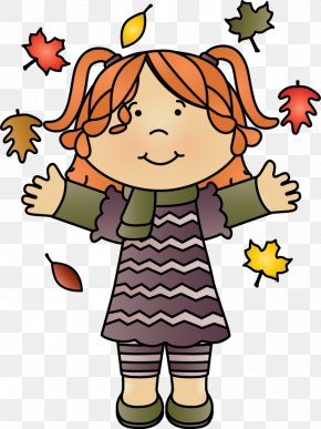 Back To School Clips - Autumn Clothing Clip Art PNG