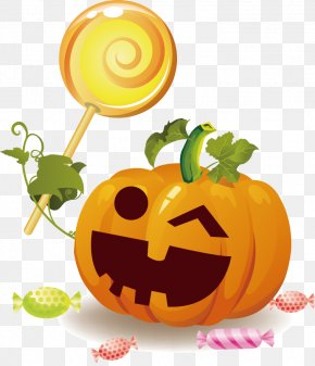 Happy Halloween - Halloween Jack-o'-lantern Pumpkin Clip Art PNG
