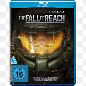 Halo The Fall Of Reach - Halo: The Fall Of Reach Master Chief Halo: Reach Halo: Fall Of Reach: Invasion Film PNG