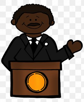 Mlk Cliparts - I Have A Dream African-American Civil Rights Movement Student Martin Luther King Jr. Day Black History Month PNG