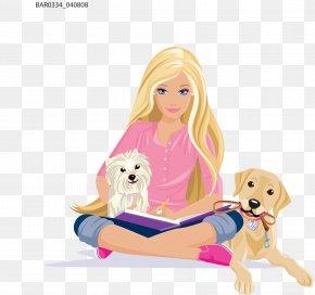 Barbie Princess - Barbie Doll Toy Coloring Book Mattel PNG