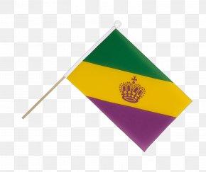 Mardi Gras Celebration - Triangle Flag PNG