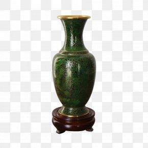 Artwork - Vase Ceramic Pottery Urn PNG