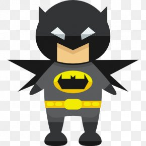Black Batman - Batman Superhero Icon PNG