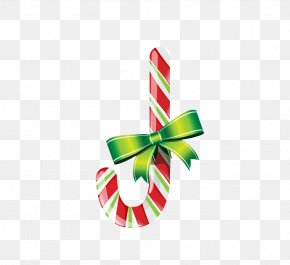 Christmas Candy - Candy Cane Christmas Santa Claus PNG
