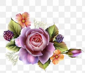 Painting - Paper Painting Decoupage PNG