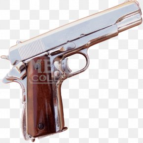 Handgun - Trigger Firearm M1911 Pistol .45 ACP PNG