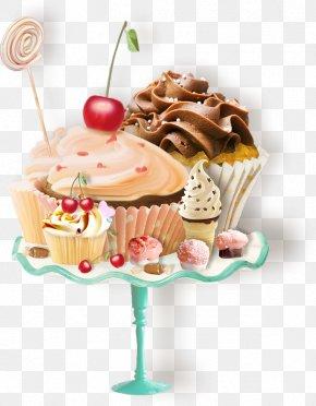 Birthday Cake - Cupcake Chocolate Cake Birthday Cake Milk Bakery PNG