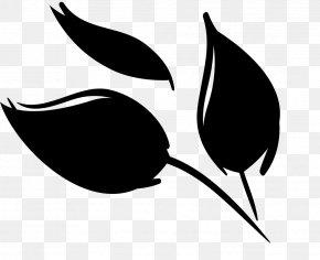 Clip Art Leaf Desktop Wallpaper Plant Stem Silhouette PNG