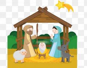 Birth Of Jesus Christ - Nativity Of Jesus Christianity Date Of Birth Of Jesus PNG