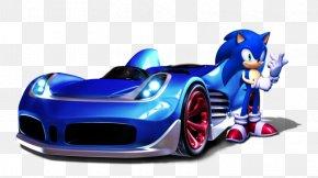 Sonic Automotive Logo Sonicautomotive - Sonic The Hedgehog Mercedes-Benz SLS AMG Car DeviantArt PNG