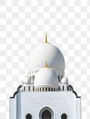 White Castle - Sheikh Zayed Mosque Dubai Islam Stock.xchng PNG