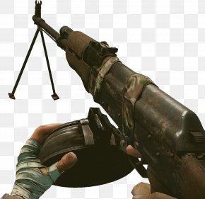 Battlefield - Battlefield 3 Battlefield: Bad Company 2 Battlefield 4 RPK Weapon PNG