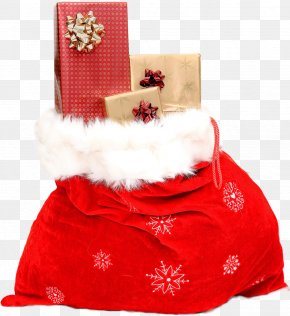 Christmas Sack Gift - Christmas Gift Christmas Gift PNG