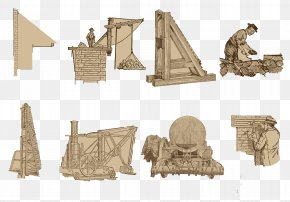 Throughout History, People Tools - History Tool Labor PNG