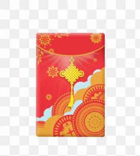 Chinese New Year Red Envelopes - Chinese New Year Red Envelope Festival Lunar New Year PNG