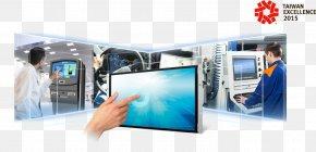 Slim Curve - Computer Monitors Advantech Co., Ltd. Industry Automation System PNG