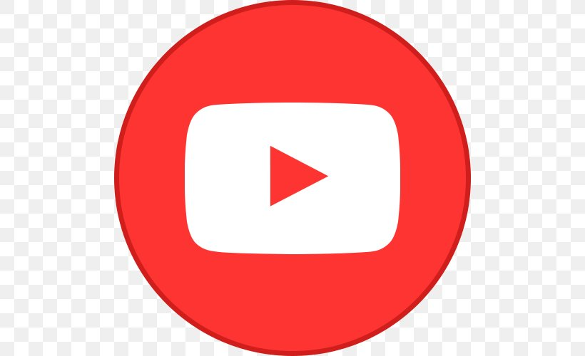 YouTube Logo, PNG, 500x500px, Youtube, Area, Brand, Collection, Facebook Download Free