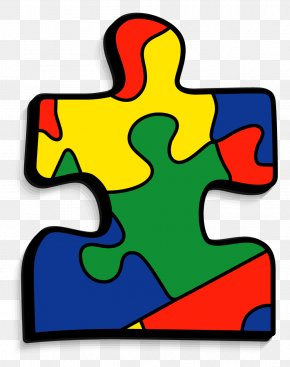 Autism Puzzle - Jigsaw Puzzle Autism Autistic Spectrum Disorders Clip Art PNG