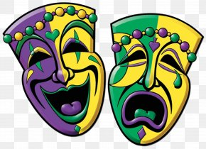 Mardi Gras Mask - Mardi Gras In New Orleans Mask Party Masquerade Ball PNG
