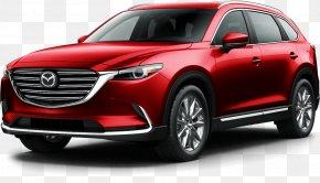 Mazda - 2017 Mazda CX-9 Car Mazda CX-5 Mazda3 PNG
