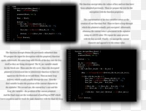 Github - Encryption One-time Pad Security Hacker Code Phreaking PNG