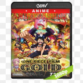 One Piece Film Gold - Monkey D. Luffy Roronoa Zoro Film List Of One Piece Episodes PNG