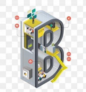 Alphabet Chips - Illustrator Art Advertising PNG