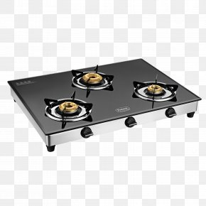 Stove - Gas Stove Cooking Ranges Brenner Home Appliance PNG