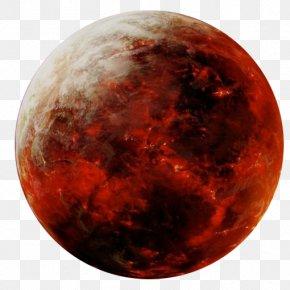 Red Planet - Anakin Skywalker Darth Maul Palpatine Mustafar Planet PNG
