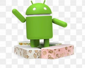 Android - Android Nougat Computer Software Operating Systems Handheld Devices PNG