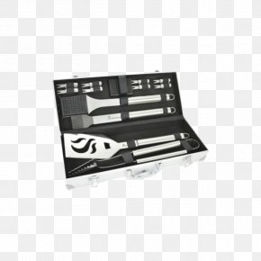Tool Accessory - Barbecue Tool Stainless Steel Metal PNG