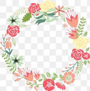 Flower - Borders And Frames Floral Design Clip Art Image PNG