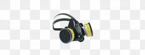 Headphones - Headphones Respirator Dust Mask Face PNG