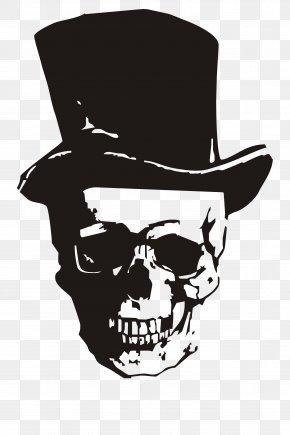 Kentucky Derby-hat - Skull T-shirt Bone Clip Art PNG