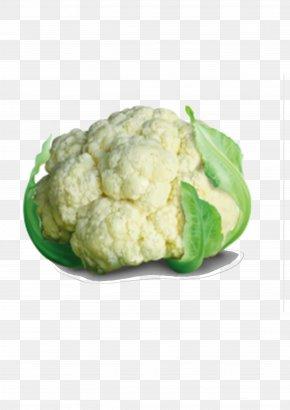 Cauliflower - Cauliflower Broccoli Slaw Cabbage PNG