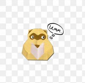 Fun Origins Cartoon Animals Raccoon - Raccoon Cartoon PNG