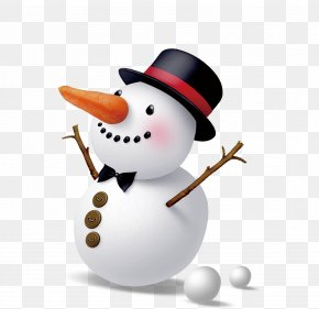 Simple Cute Snowman - Snowball Fight Winter Sand Tool PNG
