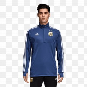 Standard - 2018 FIFA World Cup Argentina National Football Team Adidas Tracksuit PNG