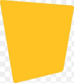 Shape - Aura Srl Yellow Piccolo Birrificio Clandestino Trapezoid Shape PNG