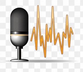 Microphone - Microphone Radio Advertisement Advertising Advertisement Film PNG