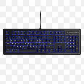 Keyboard - Computer Keyboard Gaming Keypad Electrical Switches Video Game PNG