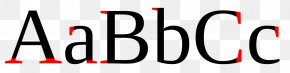 Serif - Sans-serif Typeface Slab Serif Font PNG