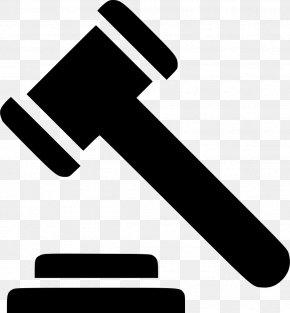 Law - Gavel Hammer Clip Art PNG