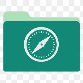 Safari - Brand Aqua Green PNG
