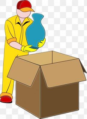 Treasure Headgear - Clip Art Package Delivery Carton Headgear Treasure PNG