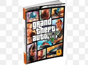 Grand Theft Auto 5 - Grand Theft Auto V Strategy Guide Grand Theft Auto Online Grand Theft Auto IV Xbox 360 PNG