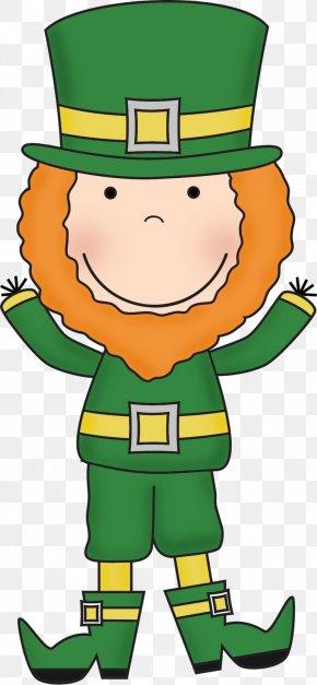 Cute Leprechaun Pictures - Leprechaun Free Content Saint Patrick's Day Clip Art PNG