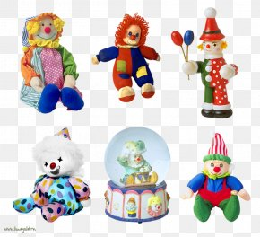 Cartoon Doll Puppet Doll - Plush Cute Little Animals Doll PNG