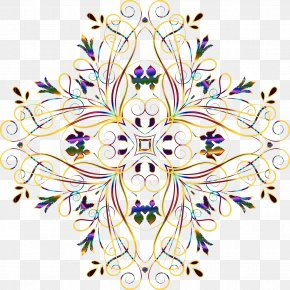 Floral Design - Floral Design Art Flower Clip Art PNG